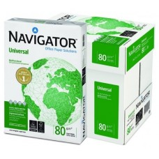 PAPEL NAVIGATOR A4 80GR 5X500