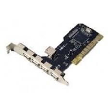 Nanocable - Tarjeta PCI USB 2.0 5 puertos (Espera 3 dias)