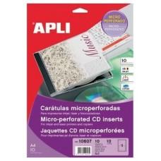 API-CARATULA 10607