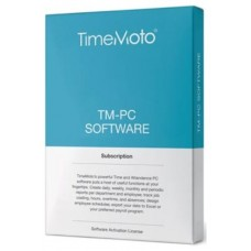 Safescan TM PC+ Software Software avanzado TM para PC (Espera 3 dias)