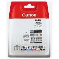 TINTA CANON PGI-580/CLI-581PACK  BK/CMYK MULTI BL