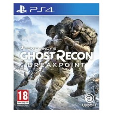 JUEGO SONY PS4 GHOST RECON BREAKPOINT
