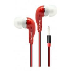 Auriculares MixSou High Quality Rojo Biwond (Espera 2 dias)