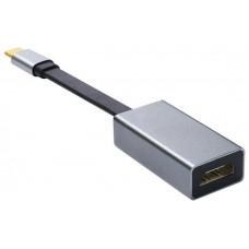 PLATINET Adaptador MULTIMEDIA TYPE-C A HDMI 4K