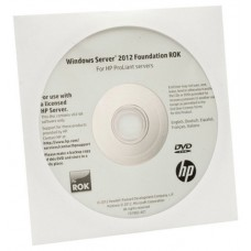 MICROSOFT WINDOWS SERVER 2012 ROK HP 5-CAL USER PACK