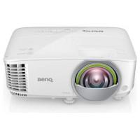Benq EW800ST videoproyector Proyector para escritorio 3300 lúmenes ANSI DLP WXGA (1280x800) Blanco (Espera 4 dias)