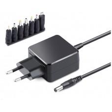 Cargador Automatico Ultrabook 15W Universal (7 Conectores) Biwond