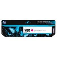 HP Cartucho de tinta original 980 magenta