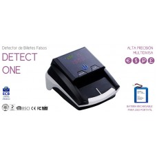 DETECTOR  BILLETES  FALSO SEYPOS DETECT ONE
