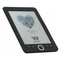 """Woxter Scriba 195 6"""" 4GB Negro lectore de e-book"""