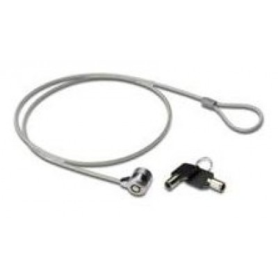 EWENT CABLE SEGURIDAD para PORTATIL. 1,5m