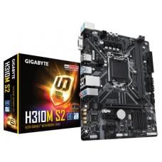 Gigabyte H310M S2 (rev. 1.0) rev. 1.1 Intel H310 Express LGA 1151 (Zócalo H4) micro ATX (Espera 4 dias)