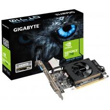VGA  PCI-EX NVIDIA  GIGABYTE GT710 1GB DDR3 LOW