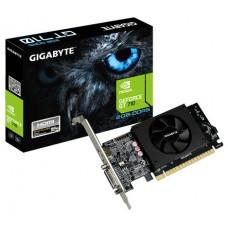 VGA  PCI-EX NVIDIA GIGABYTE GT 710 2GB DDR5 HDMI/DVI-D