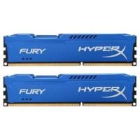 HyperX FURY Blue 8GB 1600MHz DDR3