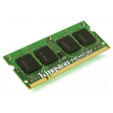 MODULO S/O DDR3 2GB PC1600 KINGSTON RETAIL (POR)