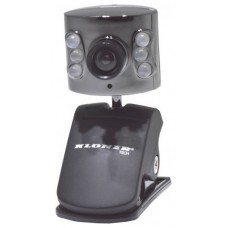 WEBCAM KL-TECH 1.3MPIXEL MICROF LED LUZ