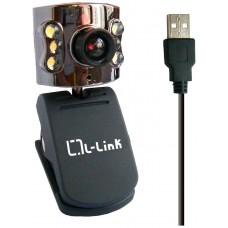 WEBCAM L-LINK LL-4184 5MPX C/MICROFONO