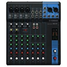 Yamaha MG10 mezclador DJ 10 canales Negro (Espera 4 dias)