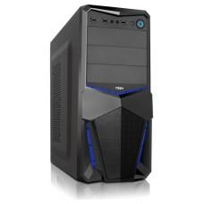 Nox Caja Semitorre ATX PAX ATX USB 3.0 NEGRA