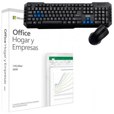 PROMO MICROSOFT OFFICE HOME & BUSINESS + LEYON (Espera 4 dias)
