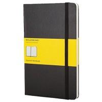 MOLESKINE NOTEBOOK LARGE SQUARED BLACK HARD COVER