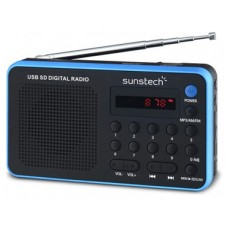 SUN-RADIO RPDS32BL