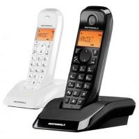Telefono Inalambrico DECT MOTOROLA  S1202 Duo Startac (Espera 3 dias)