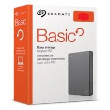 Seagate - Disco duro externo Seagate Basic 1 TB 2.5