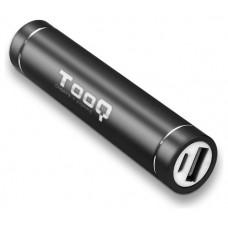 CARGADOR POWERBANK TOOQ TQPB-1A26-B 2600MAH 1USB 5V/1A