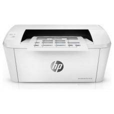 IMPRESORA HP LASERJET PRO M15A MONOCROMO USB 18PPM