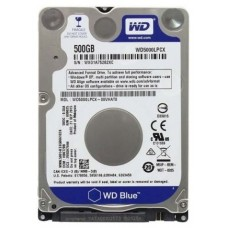 "HDD WD 2.5"""" 500GB 5400RPM 16MB SATA3 BLUE"