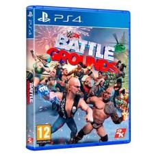 JUEGO SONY PS4 WWE 2K BATTLEGROUNDS